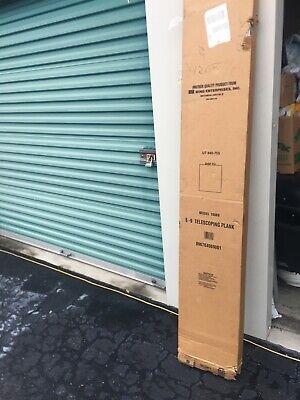 6ft - 9ft Little Giant Telescopic Aluminum Scaffolding Plank Walkboard 069