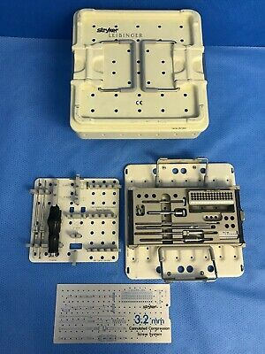 Stryker Leibinger 29-40162 Twinfix 3.2mm Cannulated Compression Set Orthopedic