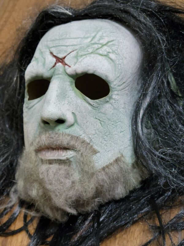 2014 Rob Zombie Latex Trick Or Treat Studios Halloween Mask