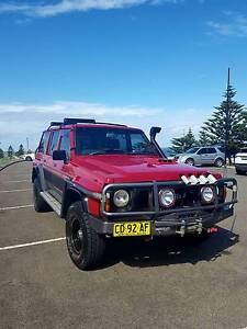 1988 Nissan Patrol GQ Wagon Miranda Sutherland Area Preview