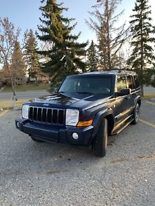 2006 Jeep Commmader