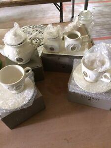 Bombay Tea Set