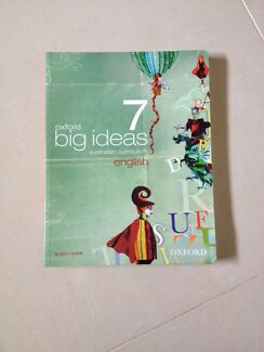 OXFORD BIG IDEAS AC ENGLISH 7 South Morang Whittlesea Area Preview