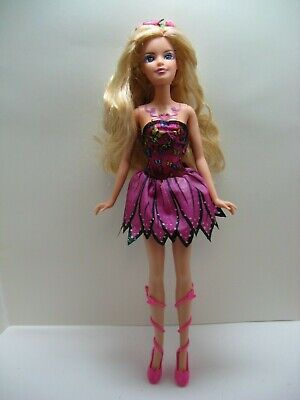Magic Wings Mariposa Barbie doll -