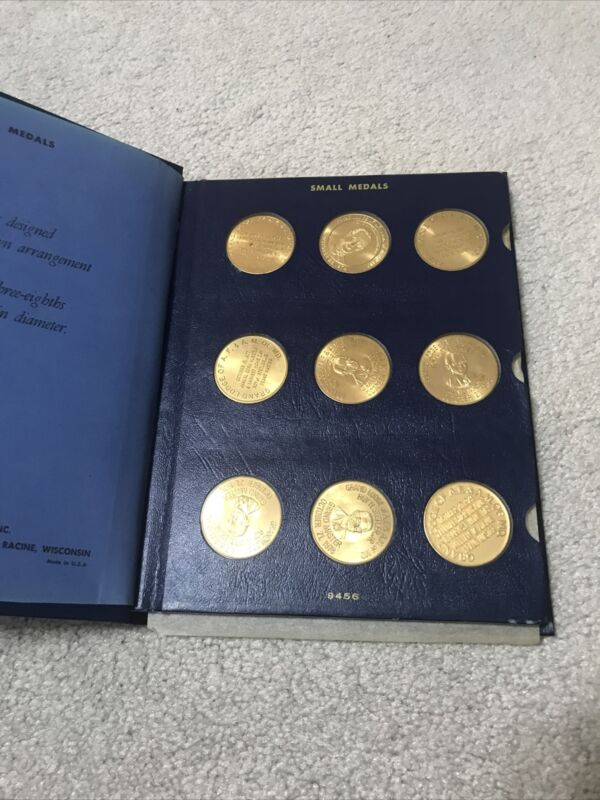 GRAND LODGE OF A.F. & A.M. Of MARYLAND Book Of Medals