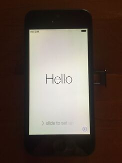AS NEW - Black iPhone 5 16Gb - FREE POSTAGE Adelaide CBD Adelaide City Preview