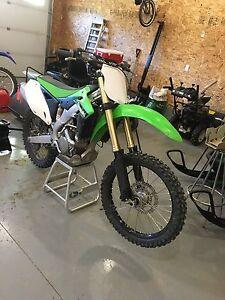 2013 Kawasaki kx250f