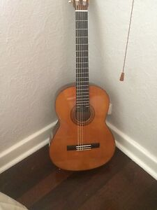 Brand New Yamaha C10 classical guitar with case Jolimont Subiaco Area Preview