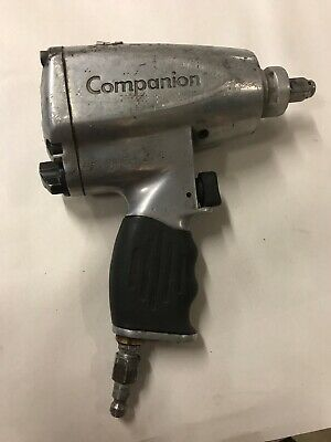Companion Impact Wrench Pneumatic 12 Tested 875.181160 Free Shipping