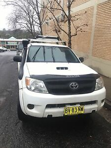 Toyota hilux. 4x2 Haberfield Ashfield Area Preview