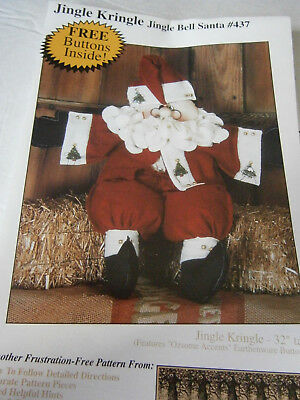 Jingle Kringle Bell Santa 32