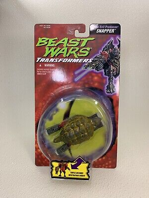 Transformers Beast Wars SNAPPER - FEP Prototype