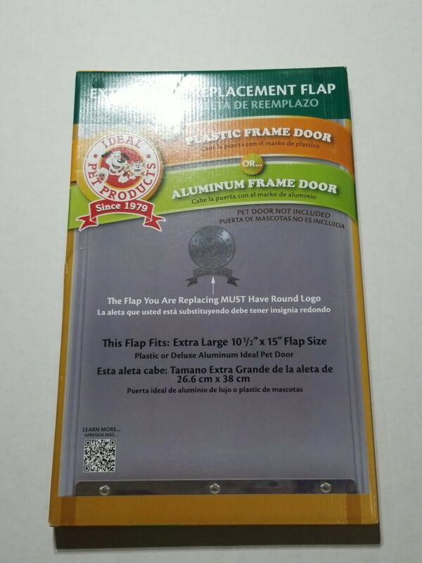 "Perfect Pet Replacement Flap X-Large - (10.5"" W x 15"" H) NEW"