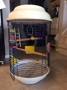 Bird cage for budgies/finches