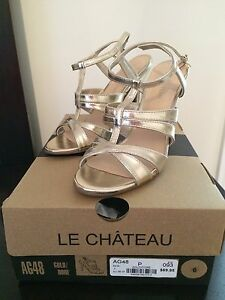 Brand New LE CHATEAU Sandals