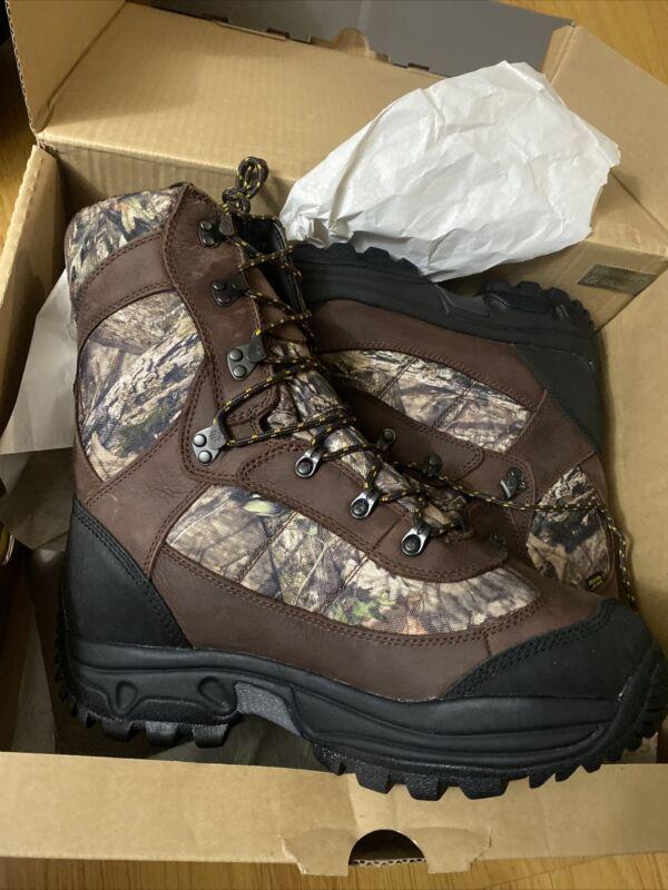 LaCrosse Hunt Pac Extreme Break-Up 10 Boot Mossy Oak 2000g Model 283160 Size 11