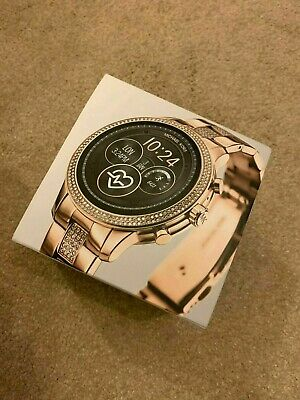 Michael Kors Access Runway Smartwatch 41mm Stainless Steel - Rose Gold MKT5052