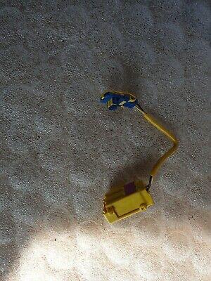 GENUINE VW AUDI SEAT SKODA AIRBAG WIRING LOOM PLUG SOCKET 8X0972783