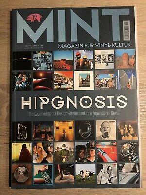 Mint - Magazin für Vinyl-Kultur Ausgabe 05/2017 Schwerpunkt Hypgnosis