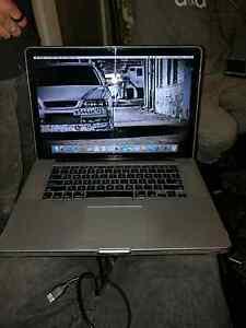 Apple MacBook Pro Late 2011 I7 8GB RAM 256GB SSD Reservoir Darebin Area Preview