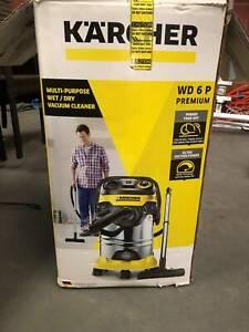 Karcher WD 6 P Wet/Dry Vacuum
