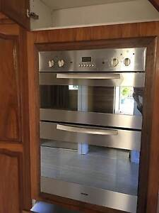 Omega 60cm Double Electric Wall Oven OO887XA Blackburn South Whitehorse Area Preview