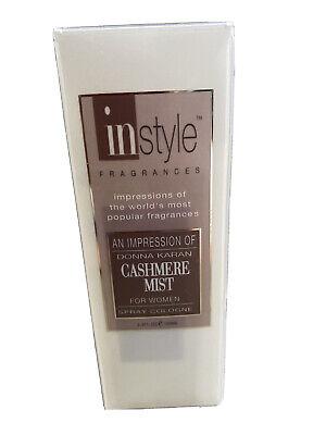 Instyle Fragrances Impression Donna Karan's Cashmere Mist 3.4 oz. spray cologne