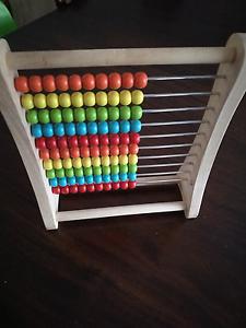 Imaginarium classic abacus Mount Pleasant Melville Area Preview