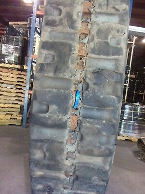 Used Rubber Track T320x86kx52 Takeuchi Tl130 Gehl Ctl65 Mustang Mtl16 Others