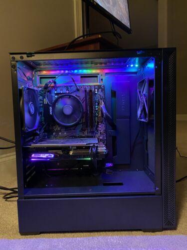 AMD Ryzen Custom Gaming PC with RTX 2060