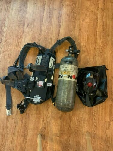 ISI Viking DXL 2216 PSI SCBA Pack with HUD