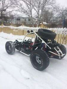 Vw Sandrail and parts buggy