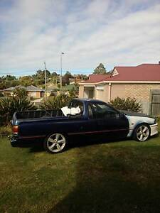 1999 VS Supercharged L67 ute.5 speed getrag, No wheels or panhard Logan Central Logan Area Preview