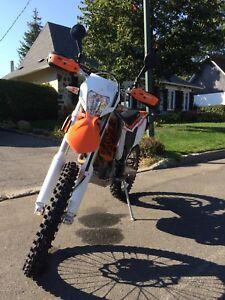 2014 KTM 350 EXCF