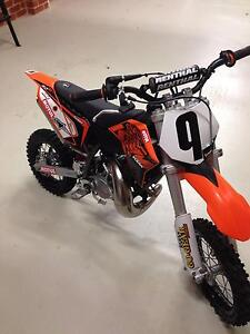 2013 KTM 50 SX MINI AUTOMATIC Guildford Swan Area Preview