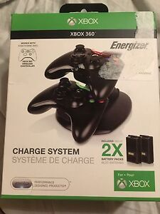 Xbox 360 charging system