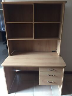 As New Desk with Built in Hutch and Draws Ocean Reef Joondalup Area Preview