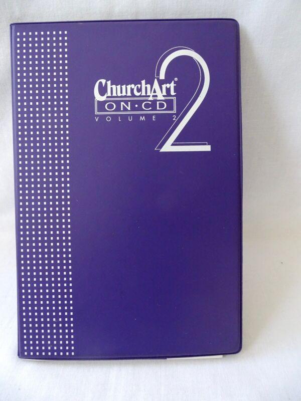 ChurchArt On CD Volume 2 Tiff Format Images