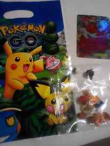30 prefilled Pokémon loot bags with ex cards and Pokémon toys $3 Karrinyup Stirling Area Preview