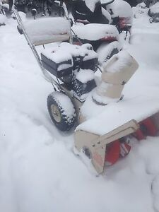 Snow blower Kitchener / Waterloo Kitchener Area image 3