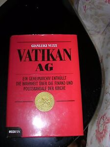 VATIKAN AG von G. NUZZI - Enthüllung d.Finanz/Politskandale d.Kirche
