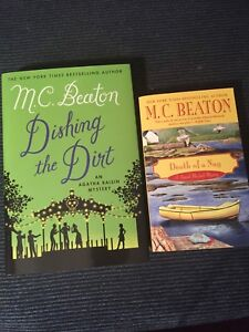 Looking for: M.C. Beaton books!!