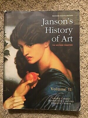 Janson's History of Art Volume 2 Revised Edition by Roberts, Davies, Denny (Jansons History Of Art Volume 2 Revised Edition)