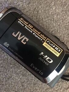 JVC Everio Video Camera Perth Perth City Area Preview