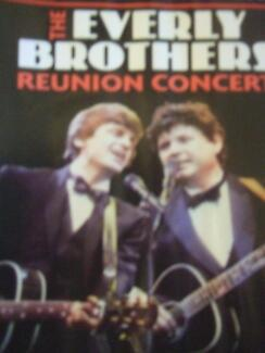 EVERLY BROS , REUNION CONCERT.ROYAL ALBERT HALL 20 TRACKS Caboolture Caboolture Area Preview
