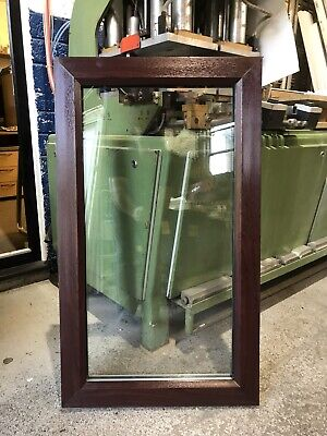 SECOND HAND UPVC Window, Refurbished 590mm Width By 1020mm Height, (W4798)