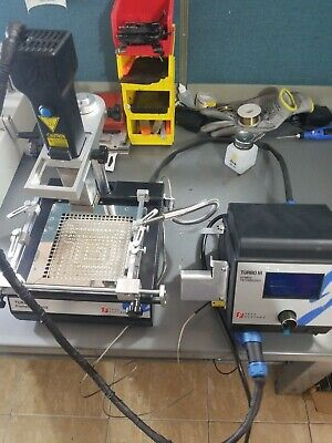 Jovy Turbo Reflow Bga Hot Air Ir Reballing Rework Station