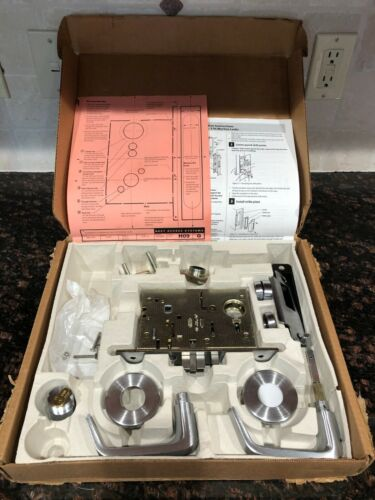 Best Access Systems 35H7E15J-626-RH Mortise Lock NEW