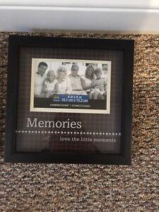 Memories frame