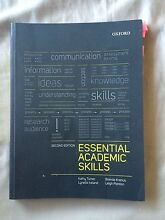 Essential Academic skills 2nd edition Upper Coomera Gold Coast North Preview